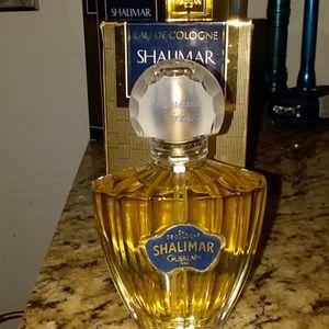 Geurlain's timeless Shalimar